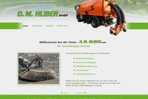 Die neue Website ist online! www.huber-freiberg.de